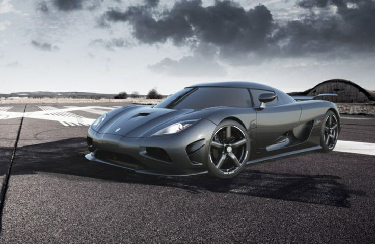 6. Koenigsegg Agera R — $1.6 million. Rather than running on regular gas, the Koenigsegg Agera R runs on biofuel — essentially fuel produced from living organisms such as plants and microalgae. Yes, it's that special. With a 0 to 100 km/h acceleration time of just 2.9 seconds, and a theoretical top speed of 443 km/h, the Agera R stands among the most powerful, and expensive, cars on the planet — and it's environmentally conscious to boot.