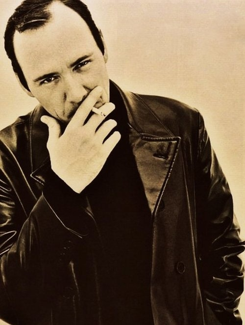 Kevin Spacey-- Totally loved him in high school ;)