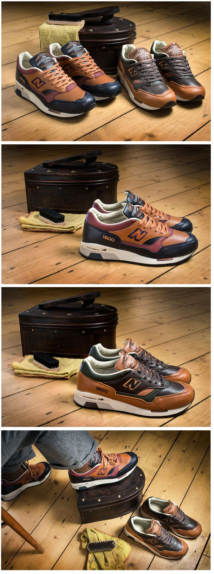 Very very cool New Balance Made In England M1500 Gentlemans Choice | Raddest Men's Fashion Looks On The Internet: http://www.raddestlooks.org
