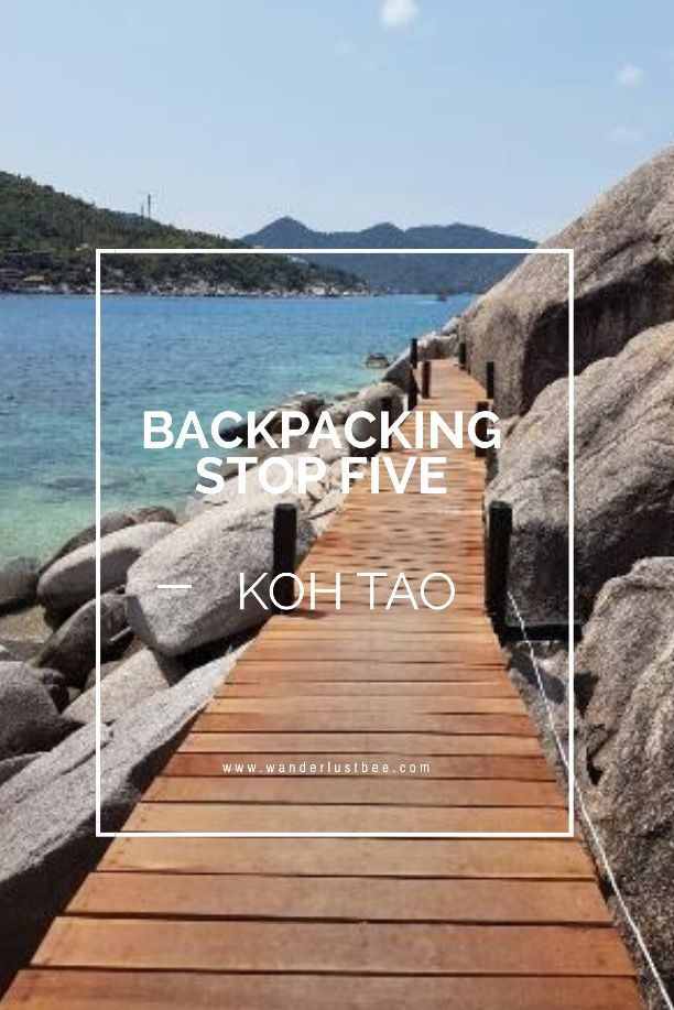 Koh Tao, Thailand. The Islands so far had been the dream destination but our last and final one was Koh Tao. Here we beach and island hopped, snorkelled, scuba dived our way around the island...