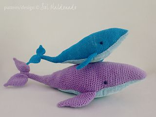 17 Best ideas about Crochet Whale 2017 on Pinterest ...