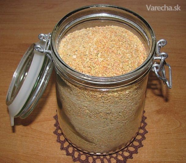 Domáca biovegeta - Recept