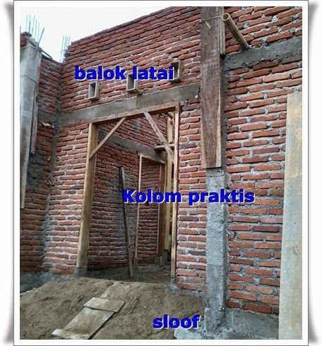Dinding Pasangan Batu Bata dalam Konstruksi Bangunan - Home Design and Ideas