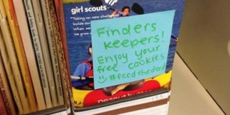5 Priceless Ways These People Made Someone Else's Day Just A Little Bit Brighter - #FeedTheDeed  has some new, fun ways to be good to one another. Josh Stern, a 22-year-old medical student from Ottawa, Ontario, started the trend when he saw a video of a man from South Africa refusing to take part in an online drinking game and instead turning it into a random acts of kindness game.