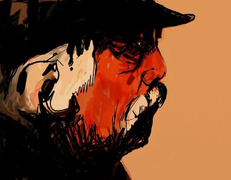 Ralph Hotere - NZ artist