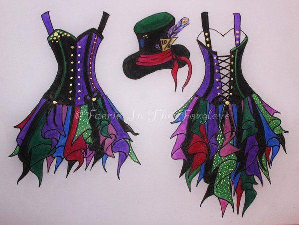 Custom Costumery and Luxury Fantasy Attire by FaerieInTheFoxglove
