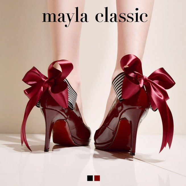 mayla classic アーデミーシア 8.0CM パンプス