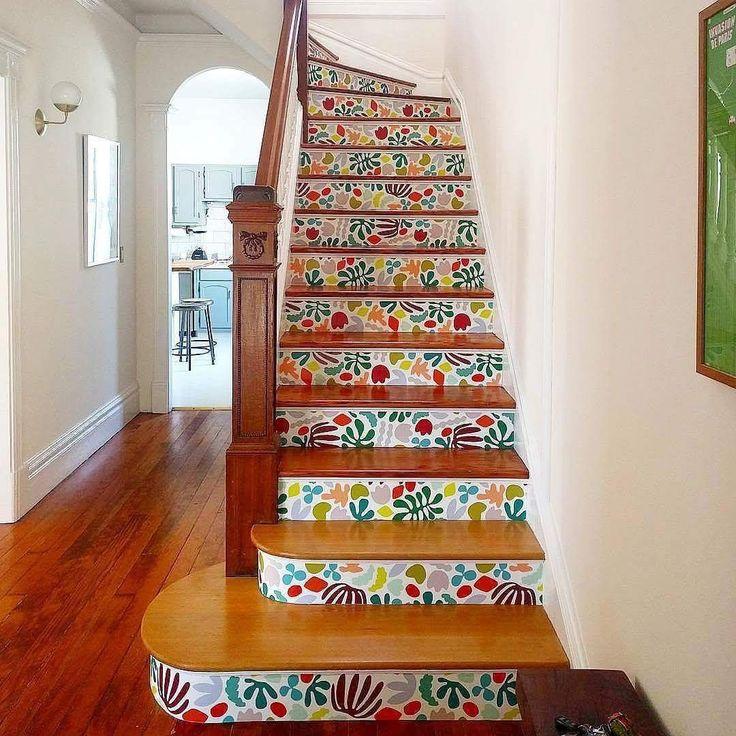 Wallpaper Stairs: Best 25+ Wallpaper Stairs Ideas On Pinterest
