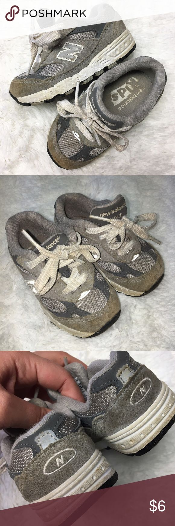 new balance 993 toddler shoes