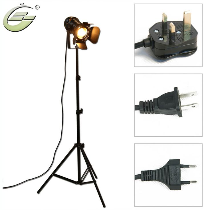 Industrial Bar Creative Studio Retro Tripod Black Floor Lamp Lights Room Light Stand OY16F01 Free shipping living room ideas <3 AliExpress Affiliate's Pin.  Detailed information can be found on AliExpress website by clicking on the image