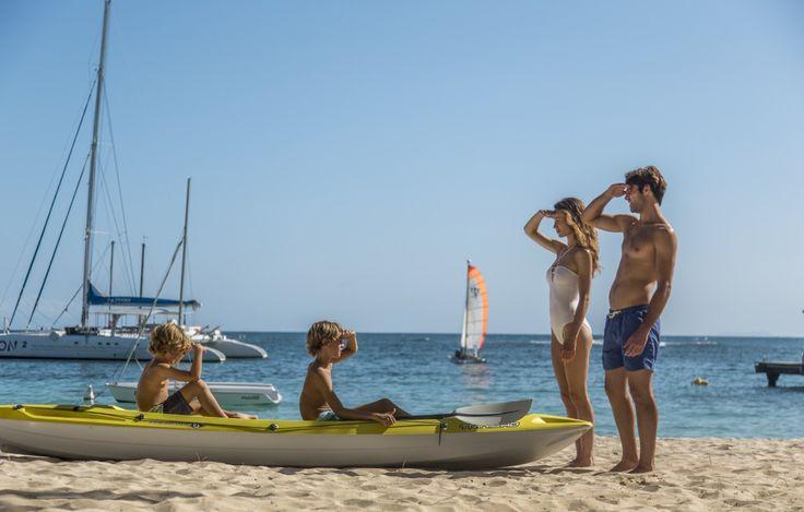 Club Med La Caravelle. Activité nautique.