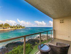 Kuhio Shores 207 1 bedroom / 1 bathroom Oceanfront condo Poipu Kauai Kauai Condo Rentals | Kauai Vacation Homes | Kauai Real Estate
