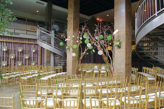 Photos of weddings and social events at Proximity Hotel, Greensboro