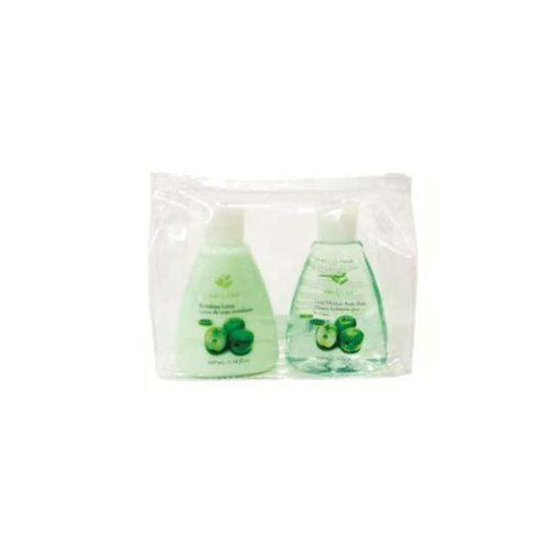 96 Shampoo and conditioner travel pack by FindingKing. $197.99. Travel size shampoo and conditioner set is great to take on road trips; while camping out or to have on hand as an emergency back up. Leaves hair soft and manageable. Shampoo is apple scented and contains 3.38 ounces per bottle.