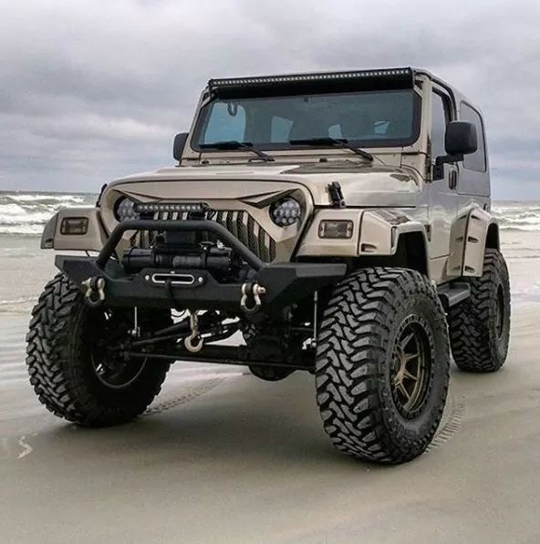 pinf i e r c e on dream rides   pinterest   jeep, jeep cars and