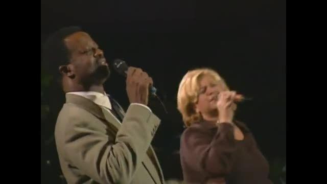 Sandi Patty and Larnelle Harris - I Just Seen Jesus