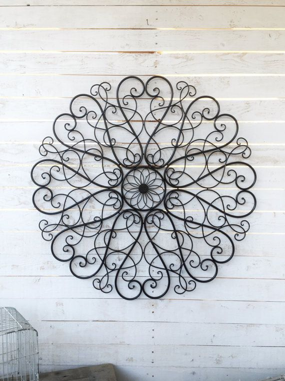 Best 25 large metal wall art ideas on pinterest - Massieve decoratieve tuin ...