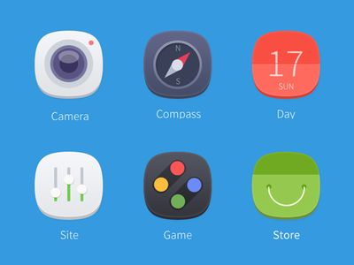 knull app icons