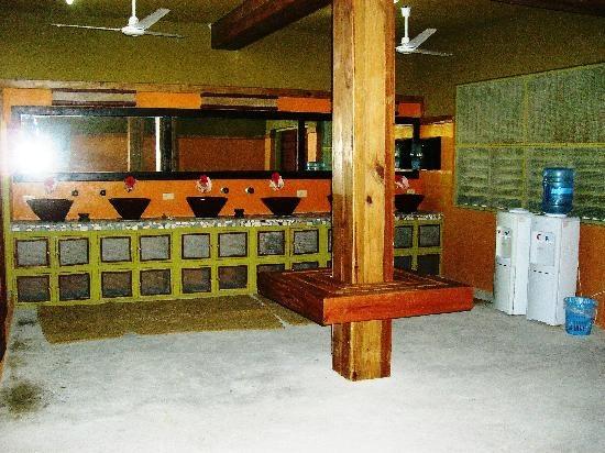 Akbol Yoga Retreat   Eco Resort  appointed sinks at communal bathroom. 22 best communal homes images on Pinterest   Washroom  Argos and