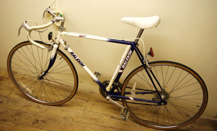 #Raleigh #Winner #Vintage '80's/'90's #Racing #Bicycle