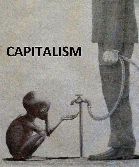 Niet om het socialisme te propageren maar zet wel aan tot nadenken.