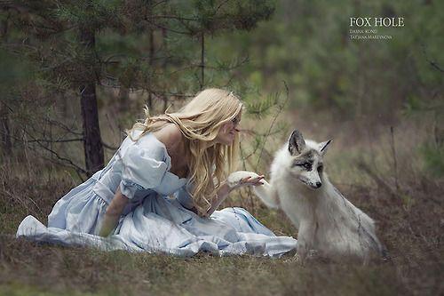 Female Fairytale Photoshoots : Darya Kondratyeva