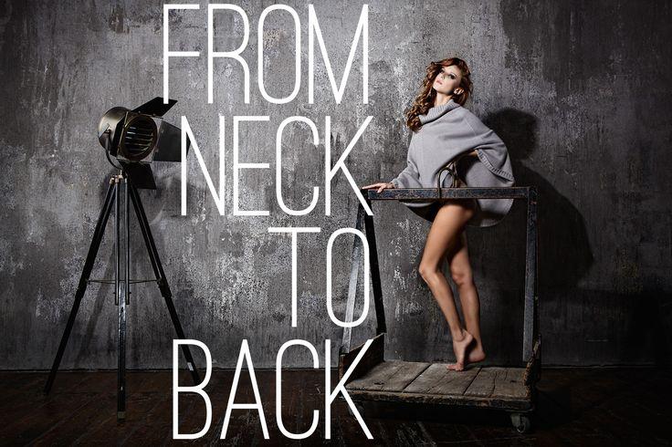 NNN# No Naked Neck - Limited Edition   Where   Cross+Studio Milano - Photographer   Diego Battaglia - Concept & post-production   Gothamsiti