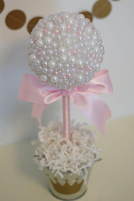 Más de ideas increíbles sobre centro mesa perla