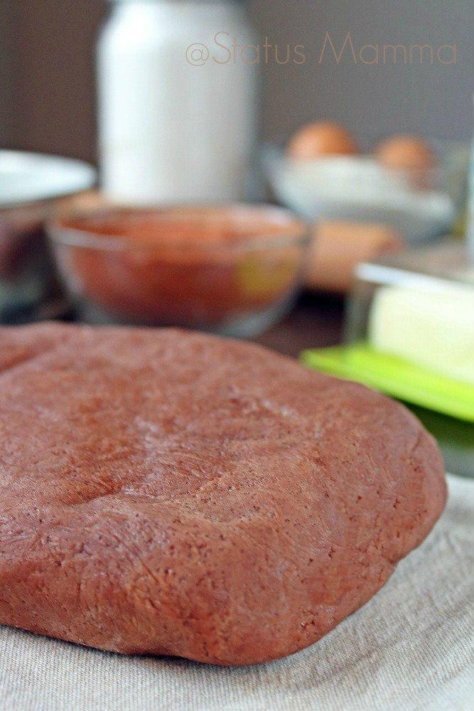 Pasta frolla al cacao Ernest Knam