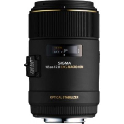 SIGMA 105/2.8 EX DG OS HSM MACRO (EOS)