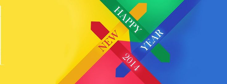 Happy New Year Facebook Timeline Cover Pics