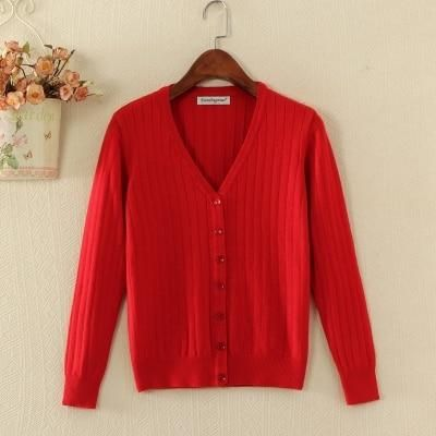 Knitted Sweater Cardigan 2