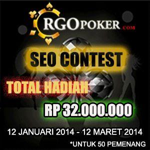Rgopoker.com Bandar Judi Poker Situs Poker Online Terpercaya