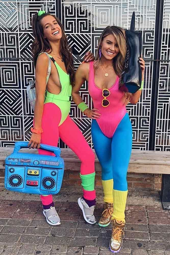 Bff Halloween Costumes For 2 Kids Bff Halloween Costumes In 2020 Halloween Costumes Friends Best Friend Halloween Costumes Hot Halloween Costumes