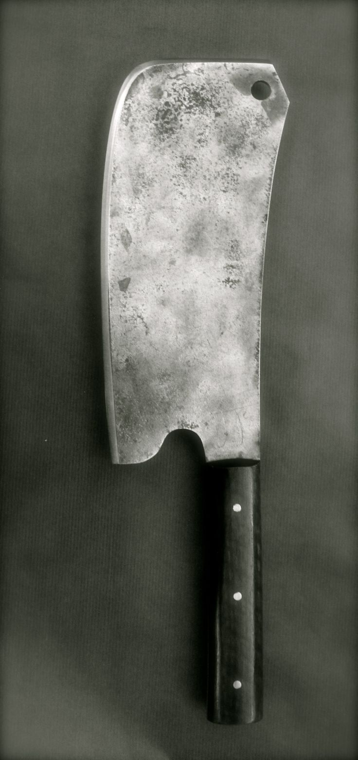William Rhodes Hipster (bearded) Cleaver. 2013