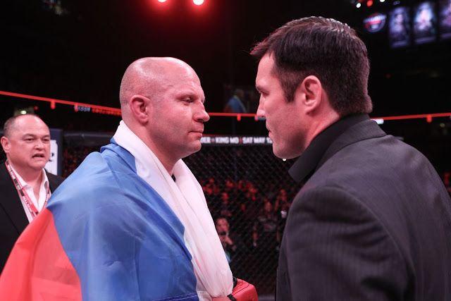 STRENGTH FIGHTER™: Fedor Emelianenko Eyes One More Shot At Glory