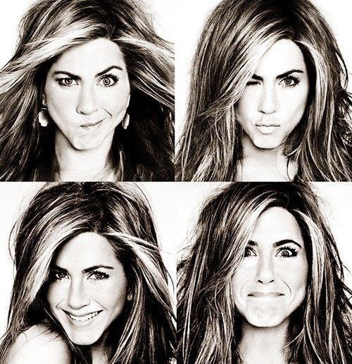 jennifer Anniston- one of my favorite actresses, she's beautiful and timeless
