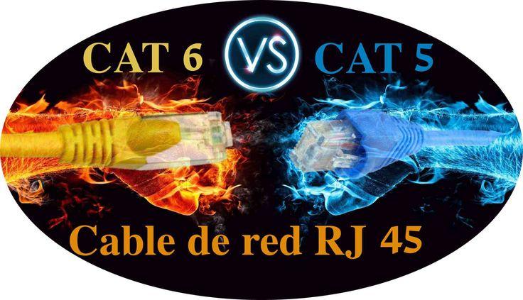 Existen varias normativas para el conocido cable de red, o cable de internet. Pero cuales son las diferencias entre cable cat5 y cat6. Explica Telpro Madrid