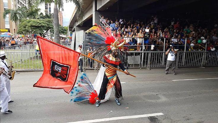 Cali Viejo: Lo mejor del desfile del carnaval de las tradiciones y la cu...