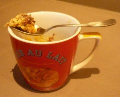 Miam-miam ou beurk : Mug cake Cookie