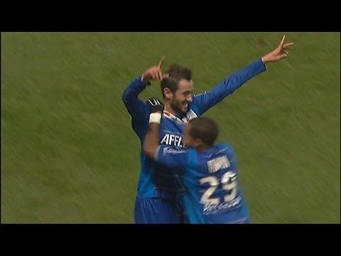 FOOTBALL -  But Fabien CAMUS (44') - ESTAC Troyes - Stade Brestois 29 (2-1) - http://lefootball.fr/but-fabien-camus-44-estac-troyes-stade-brestois-29-2-1/