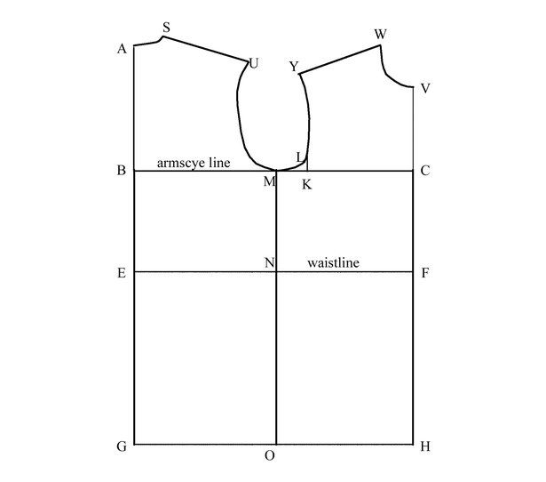 These Pattern Drafting posts seem to be really popular- thank you so much! Next up in the Pattern Drafting 101 Series, the Men's Shirt Block, again from Gedwood's BurdaStyle tutorials, located here...