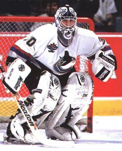 Garth Snow - Vancouver Canucks Goalie