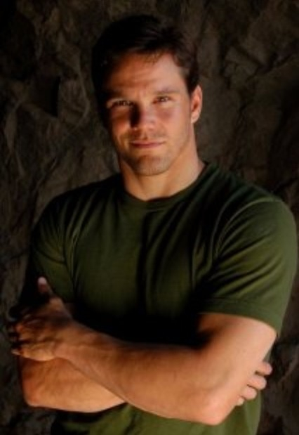 My Favorite TV FBI Agent - Colby Granger played by Dylan Bruno