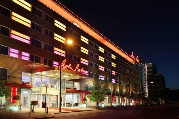 Hotel Berlin, Berlin - Schönes Businesshotel mit zentraler Lage und kostenfreiem W- Lan