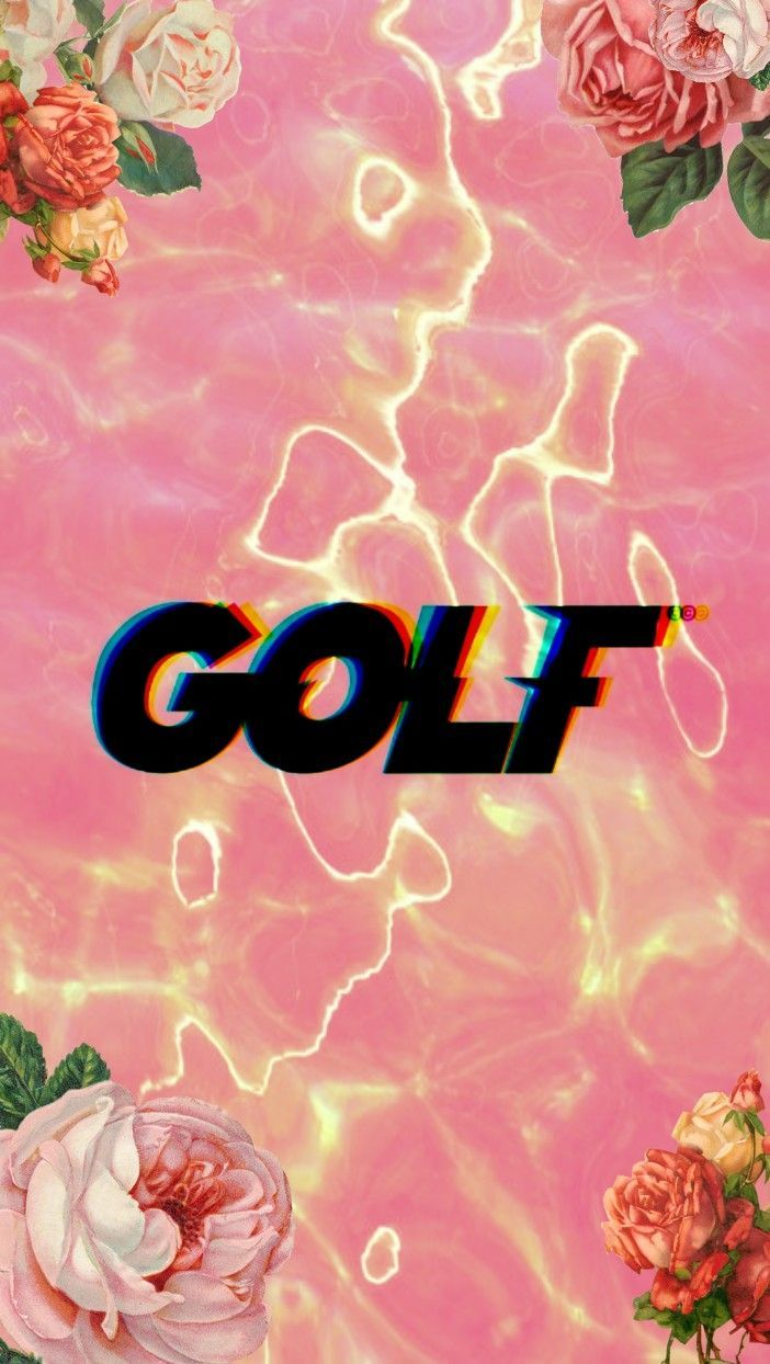 Golf Wang Tyler The Creator Wallpaper Pink Retro Wallpaper Picture Collage Wall