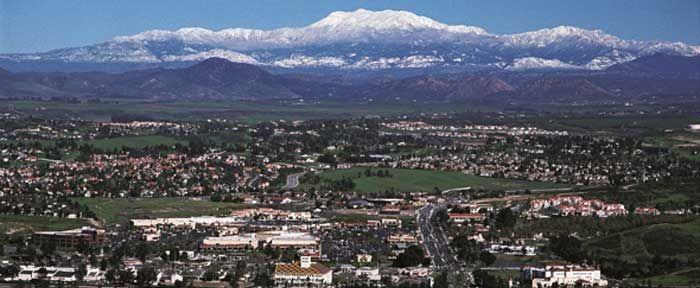 Temecula, CA. My new home