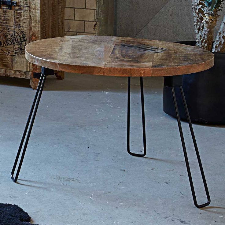 ber ideen zu tischplatte rund auf pinterest bartisch material und treppen. Black Bedroom Furniture Sets. Home Design Ideas