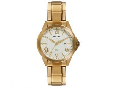 Relógio Feminino Orient FGSS1100 Analógico - Resistente à Água com as melhores condições você encontra no Magazine Rioleal. Confira!