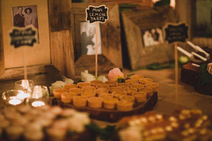 Dessert Table Photo Credit: Jason Vandermeer